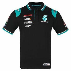 Petronas Yamaha Motogp Team Polo Shirt 2020 Season New Official Apparel Ebay