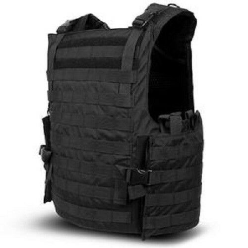 Secpro Titan Tactical Vest  Level IIIA  first time reply