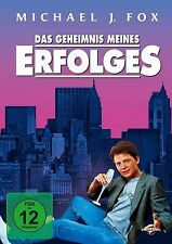 Das Geheimnis meines Erfolges - Michael J. Fox - DVD - OVP - NEU