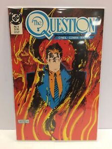 The-Question-4-Comic-Book-DC-1987