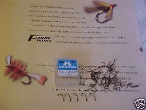 "/"" Mustad /"" #7958..Size #2. Fly Tying Fly Hooks.."