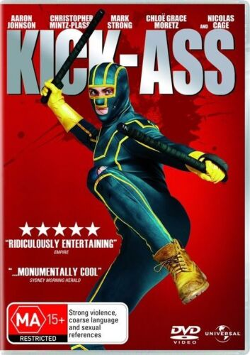1 of 1 - Kick-Ass : NEW DVD
