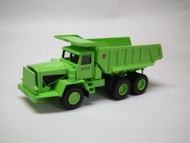 Handbuilt resin model 1:87 Terex 33-05B 30ton Dump Truck