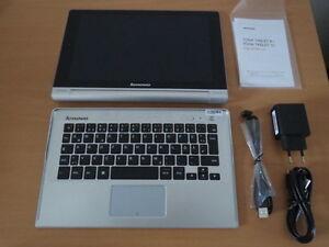Lenovo-Yoga-10-16GB-Keyboard-59395459-Tablet-25-4-cm-B8000-H-Kratzer-nur-Wifi