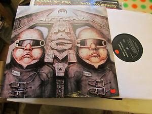 RARE-LP-MAGMA-ATTAHK-TOM-7021-Tomato-PROMO-Prog-1978-usa-french-w-bag-h-r-giger