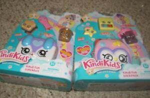 Kindi-Enfants-Poupee-Accessoires-Amusant-Sac-a-Dos-Et-Sac-Repas-Shopkins-Neuf