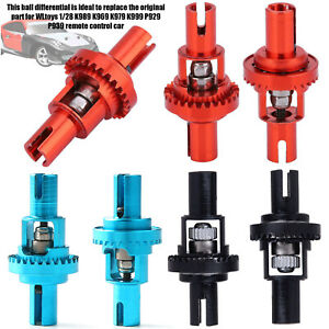 1-28-RC-Metall-Ball-Differential-Kit-fuer-Wltoys-K989-K969-K979-K999-P929-P939