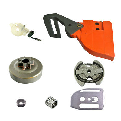 """Husqvarna 136,137,141,142,235//240e,235//240 others 16/"""" chainsaw bar and 2 chains"""