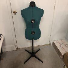 Dritz Sew You Adjustable Dress Form Small Opal Green