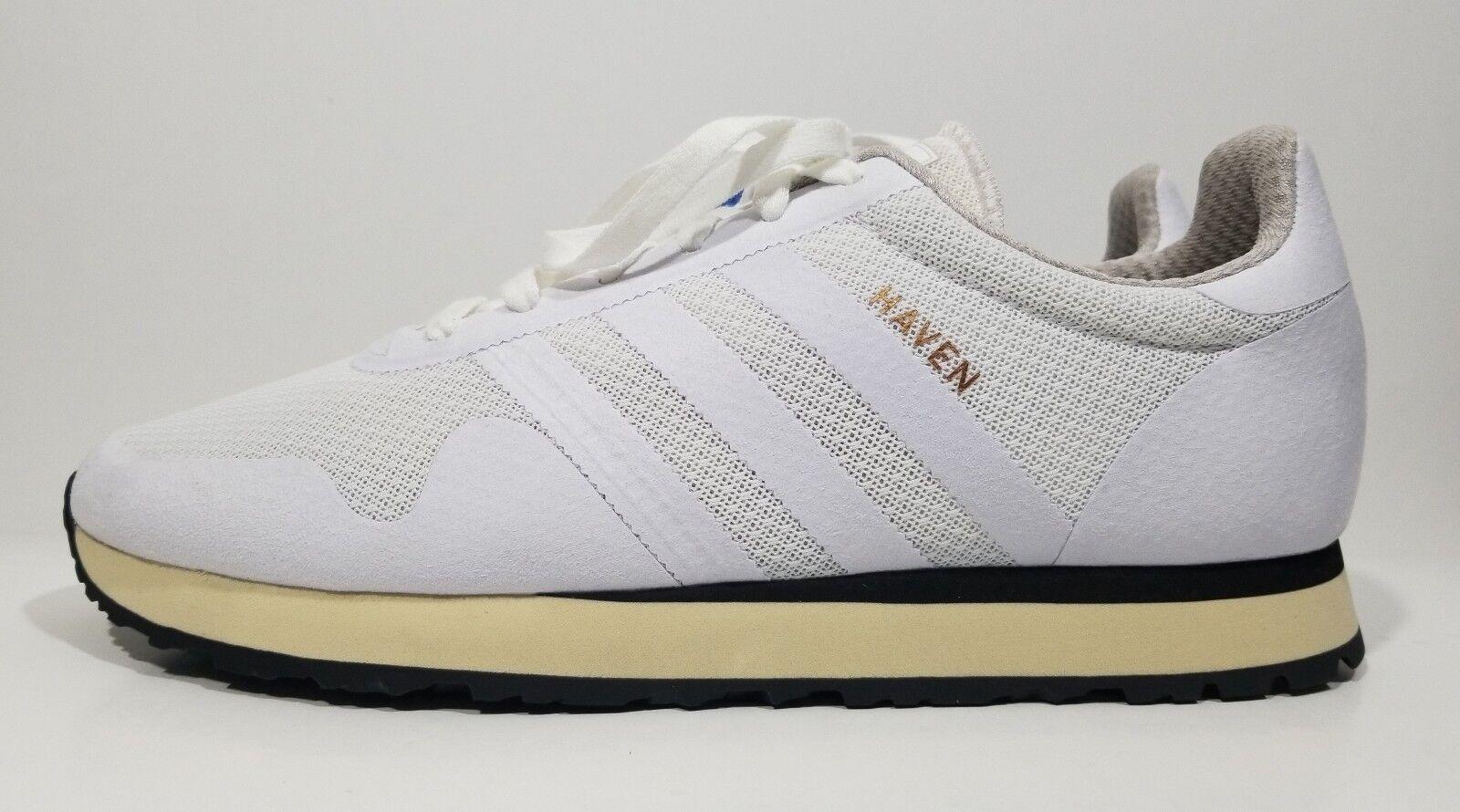 Adidas Originals Haven Mens Shoes White Size 10.5