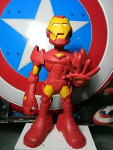 Marvel-Subcasts-Iron-Man-10-034-Inches-Tall