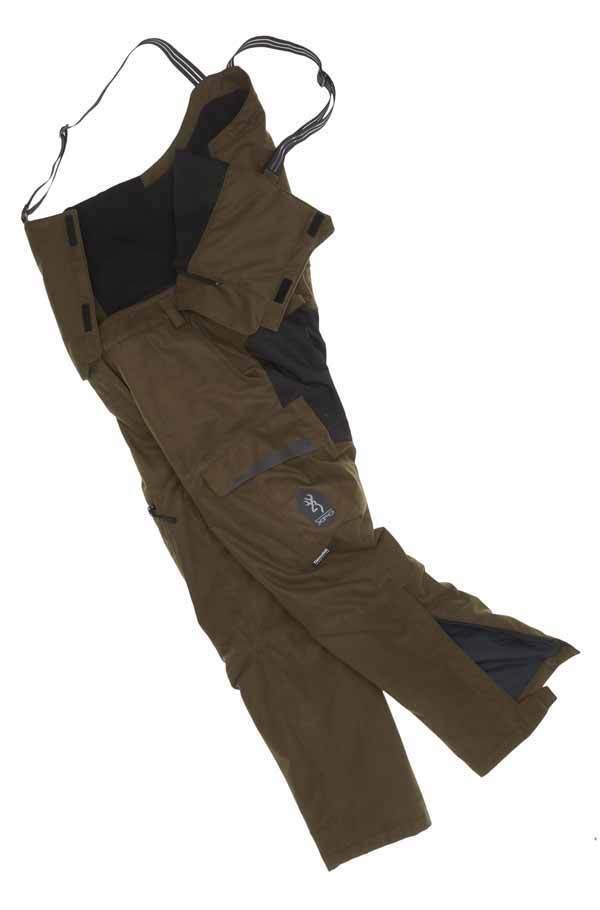 Browning Seat Pants Big Game Xpo Bib - Thinsulate - Wind- and Waterproof