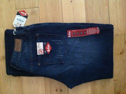 34 MENS CLASSIC ORIGINAL LEE COOPER BLUE JEANS 32 36 38 price label £39.99