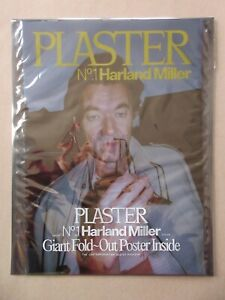 Harland Miller Plaster Magazine pull out poster