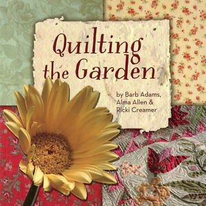 Quilting the garden seasonal container garden theme new for Blackbird designs tending the garden