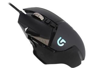 list of logitech gaming mice
