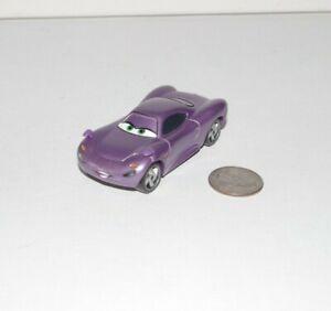 Disney Pixar Cars 2 Lights & Sounds Holley Shiftwell Talking Diecast Metal 1:55