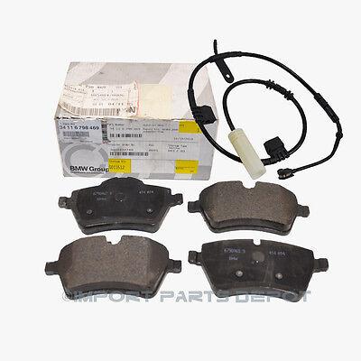 2pcs Sensor VIN#REQUIRED Mercedes Front Brake Pads Pad Set Pagid OEM 0059520