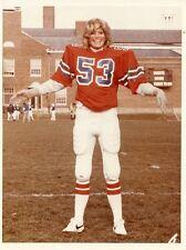 TIIU LEEK IN FOOTBALL UNIFORM SMILING PORTRAIT THAT'S MY LINE 1981 CBS TV PHOTO