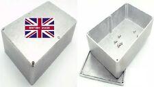 Alluminio Pressofusione Electronics Project Box Enclosure 188 X 120 X 82 mm