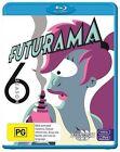 Futurama : Season 6 (Blu-ray, 2012, 2-Disc Set)