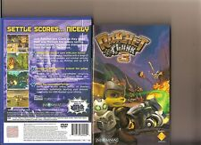 RATCHET AND CLANK 3 PLAYSTATION 2 PS2