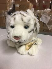 Webkinz Signature White Tiger Soft Plush Animal With Online Code From Ganz Cat