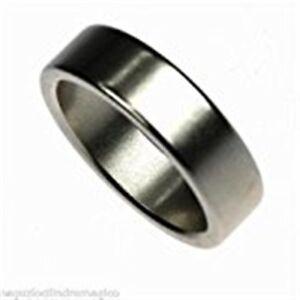 PK-RING-anello-magnetico-20mm-METALLO-giochi-di-prestigio-trucchi-di-magia