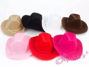 9eda982b456 Hot Pink Cowboy Hat for 18