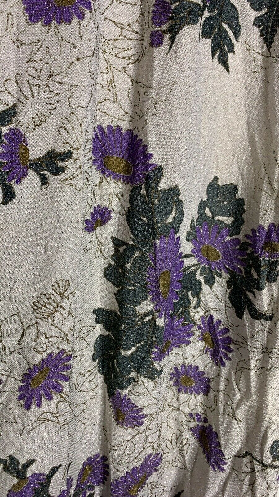 Vintage Alfred Shaheen Daisy Dress - image 6