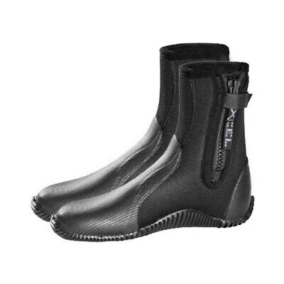 Pinnacle 6mm Apex XT Scuba Diving Snorkeling Booties Wetsuit Boot All Sizes