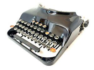 1935 Art Deco REMINGTON 3B TYPEWRITER Schreibmaschine Machine a Ecrire Antique