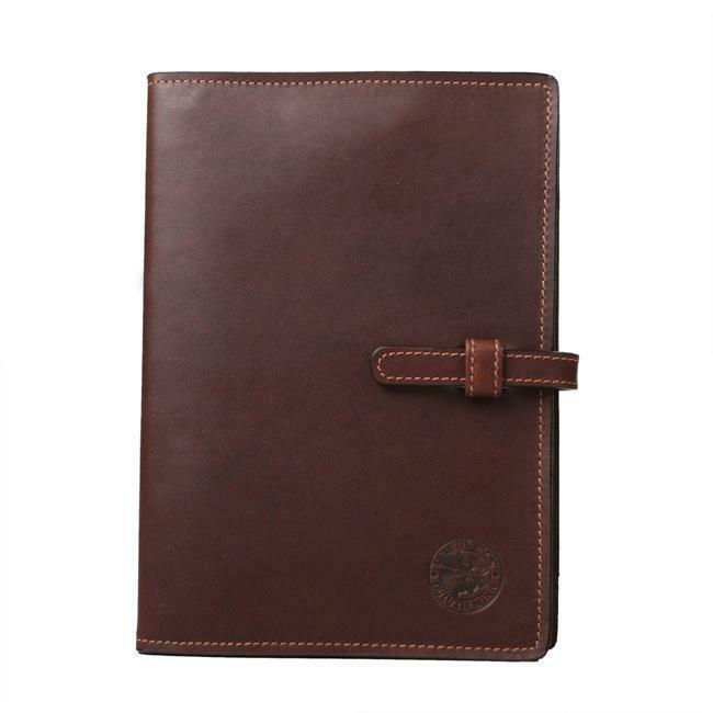 Leather Journal Made in USA by Duluth