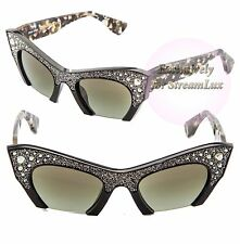 82581884c75 item 6 MIU MIU RASOIR CRYSTAL ROCK Cat Eye Sunglasses SMU 02Q Black  Gradient MU02QS -MIU MIU RASOIR CRYSTAL ROCK Cat Eye Sunglasses SMU 02Q  Black Gradient ...
