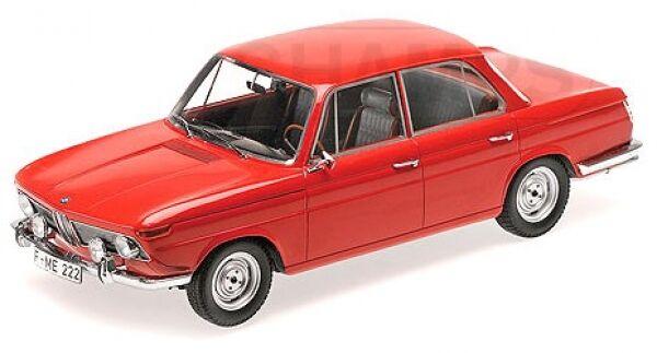 BMW 1800 Ti Rosso 1965