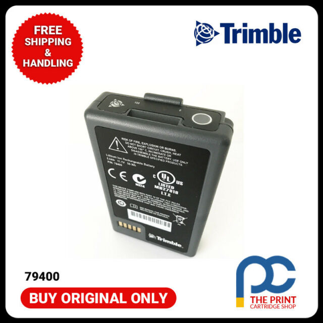 New & Original Replacement Battery of 79400, for Trimble S3 S5 S6 S7 S8 S9