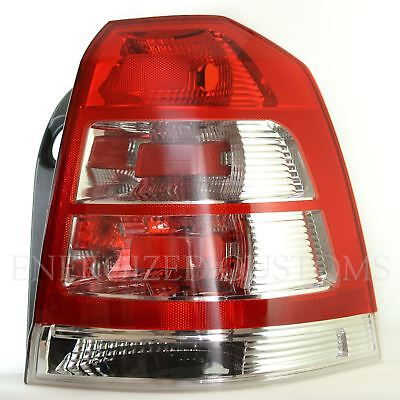 VAUXHALL ZAFIRA B MK2 2008-2014 REAR TAIL LIGHT LAMP DRIVERS SIDE RIGHT O/S