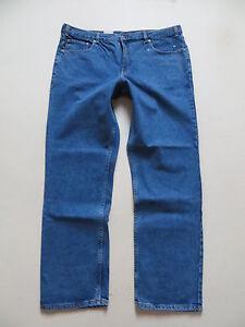 Levi-039-s-Oldschool-Jeans-Hose-W-44-L-34-NEU-stonewashed-Denim-ORANGE-TAB-60