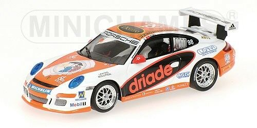 Porsche 911 Gt3 Cup P. Ma Carrera Cup Asia Macau 2007 1 43 Model MINICHAMPS