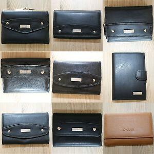 NEU-Damen-Herren-Unisex-Geldbeutel-Portemonnaie-Kunstleder-Geldboerse-Brieftasche