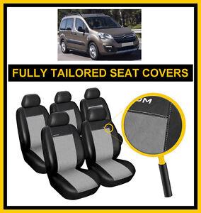 Tailored seat covers for Citroen Berlingo Multispace 2008-2018