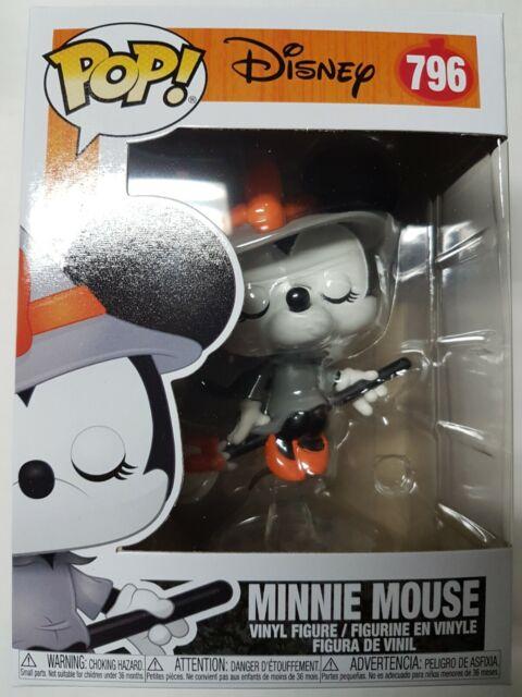 Funko Pop Disney #796 Minnie Mouse Figure Brand New