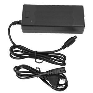 Chargeur-de-batterie-pour-adaptateur-scooter-electrique-42V-2A-noir-pour-Xiaomi