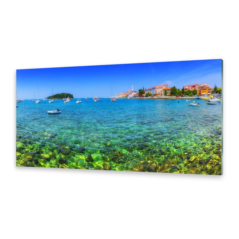 Acrylglasbilder Wandbild aus Plexiglas® Bild Adriatisches Meer