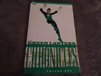 The Green Lantern Chronicles, Vol. !, DC Comics, Very Nice