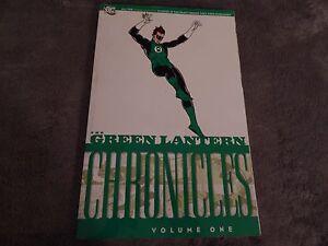 The-Green-Lantern-Chronicles-Vol-DC-Comics-Very-Nice