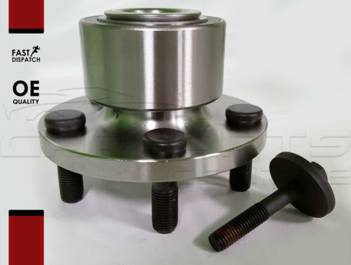 FOR FORD GALAXY S-MAX 1.8 2.0 2.2 2.3 TDCi FRONT AXLE WHEEL BEARING HUB KIT 06
