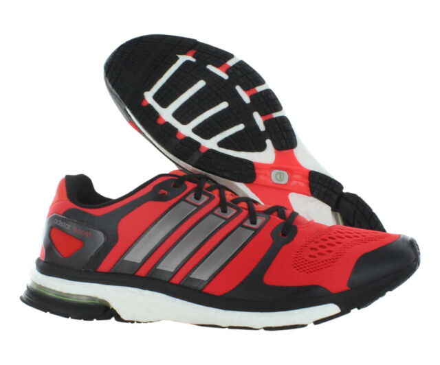 13479840e9a298 adidas Adistar Boost ESM Red B26735 Running Shoes Men Size 11 for ...