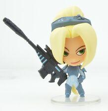 Blizzard Cute But Deadly Series 2 3-Inch Mini-Figure - Starcraft Nova