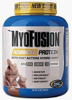 Gaspari Nutrition Myofusion Advanced Protein 4lbs
